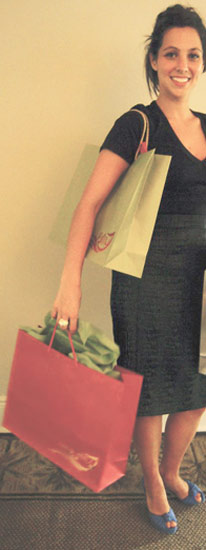 Nic with bags 1