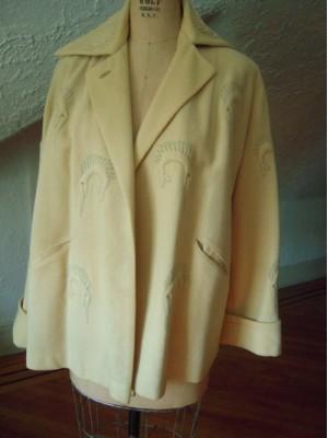 Vintage Swordfish Swing Jacket