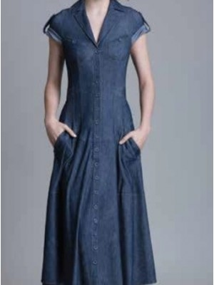 Ultimate Denim Dress